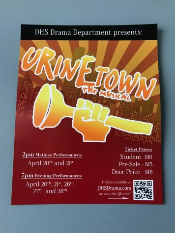 Dublin High's Guys and Dolls Shine On Opening Night