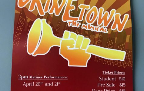 DHS Drama Department Presents Urinetown: The Musical!