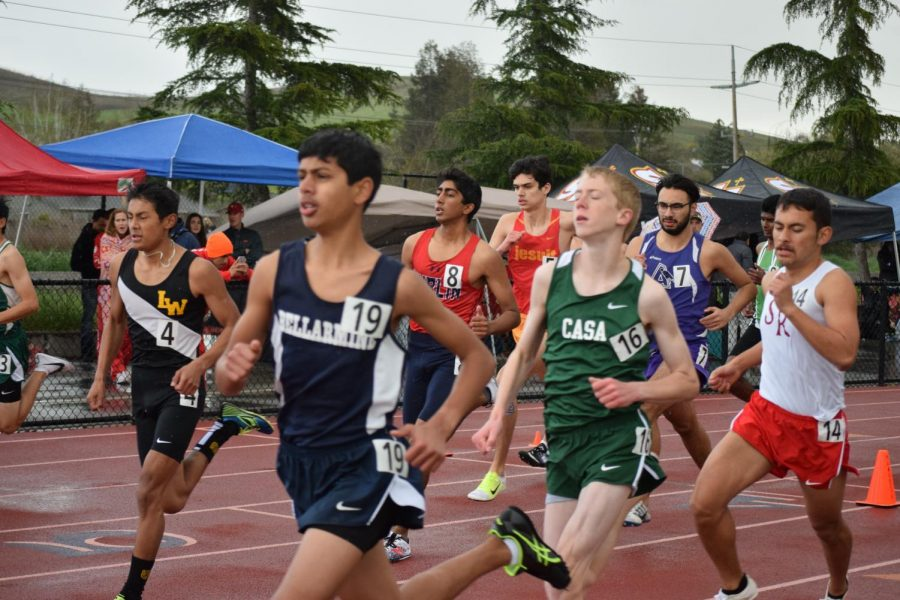 Dublin High's 11th Annual Dublin Distance Fiesta