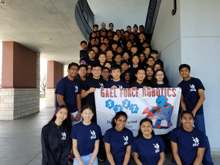 Gael+Force+Robotics+Club+To+Compete+at+VEX+World+Championships