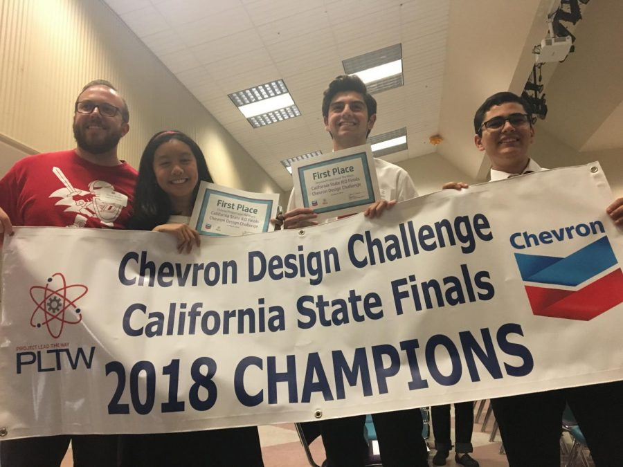 DHS Engineering Team Achieves First in State Finals