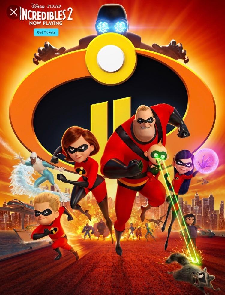 Photo credit to Pixar Animations.