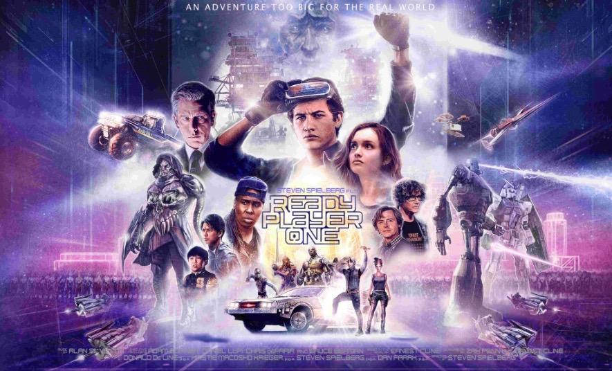 Ready Player One: Humorous, Captivating, and Thoughtful