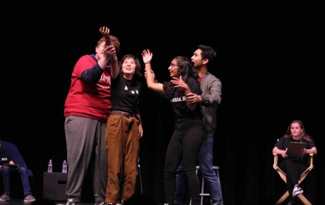 DHS's Improv Team Starts the Year Off With a Hilarious Show
