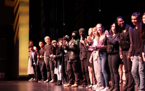 Drama Department Kicks off 2020 with One Acts