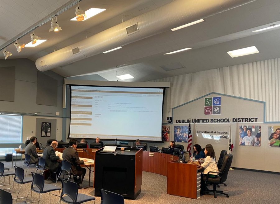 The board unanimously approves Dr. Marken's announcement that schools will be closed  until April 13th on March 13th. Now, the closure of classrooms has been formally extended until May 1st but it is unlikely schools will reopen this school year.