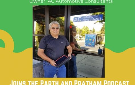 The Parth and Pratham Show features a local business in the midst of the pandemic.
