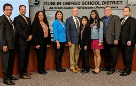 Dr. Dave Marken's Return to Dublin Unified School District