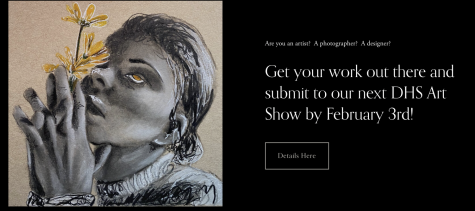 Spring art show open to student submissions