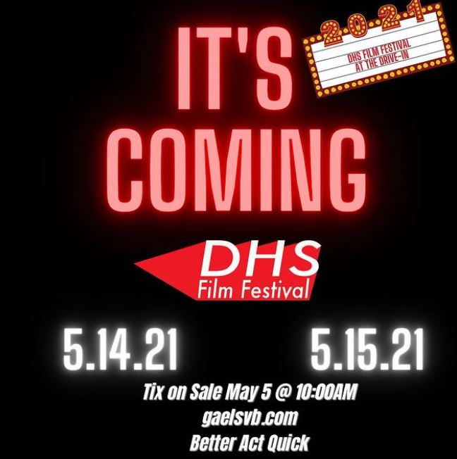 DHS Film Festival goes drive-in for 2021